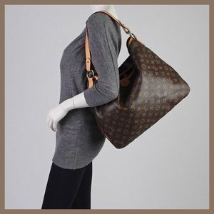 🌺LIKE NEW🌺 LOUIS VUITTON DELIGHTFUL MM HOBO BAG